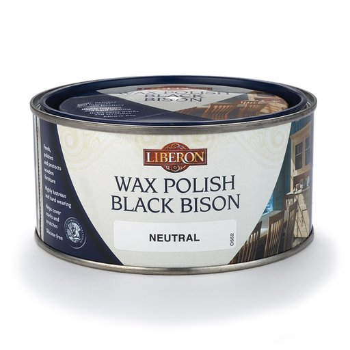 View a Larger Image of Black Bison Wax