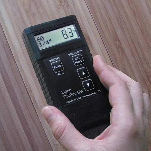 View a Larger Image of Ligno-DuoTec BW Moisture Meter