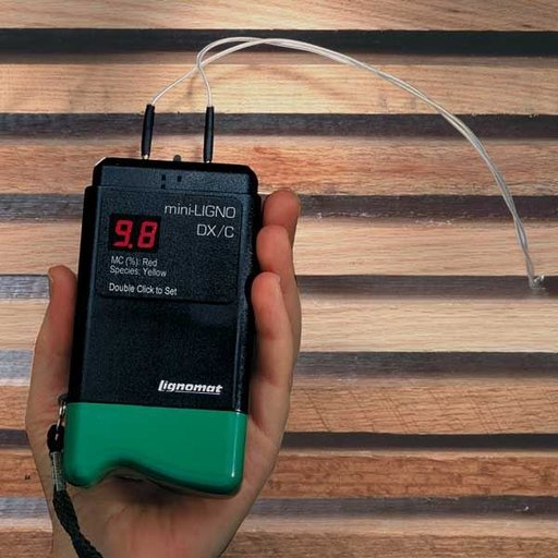 View a Larger Image of Mini-Ligno DX/C with Cable and Probes