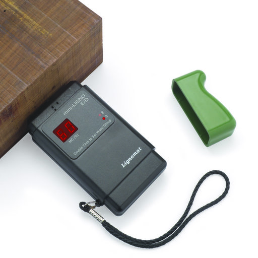 View a Larger Image of Mini-Ligno E/D Moisture Meter