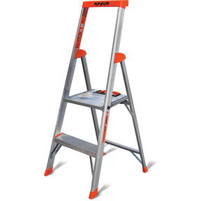 Little Giant Flip-N-Lite 4' Platform Ladder