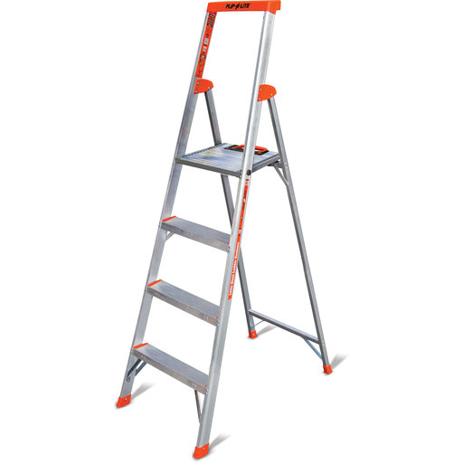 View a Larger Image of Little Giant Flip-N-Lite 6' Platform Ladder