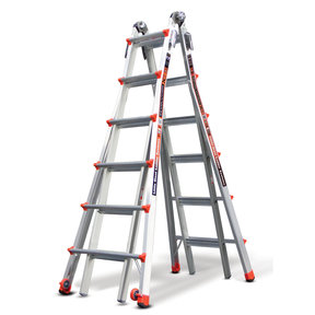 Little Giant Revolution Ladder 26' Without Ratchet Leveler Option