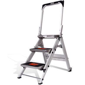 Little Giant Safety Step Ladder - 3 Step