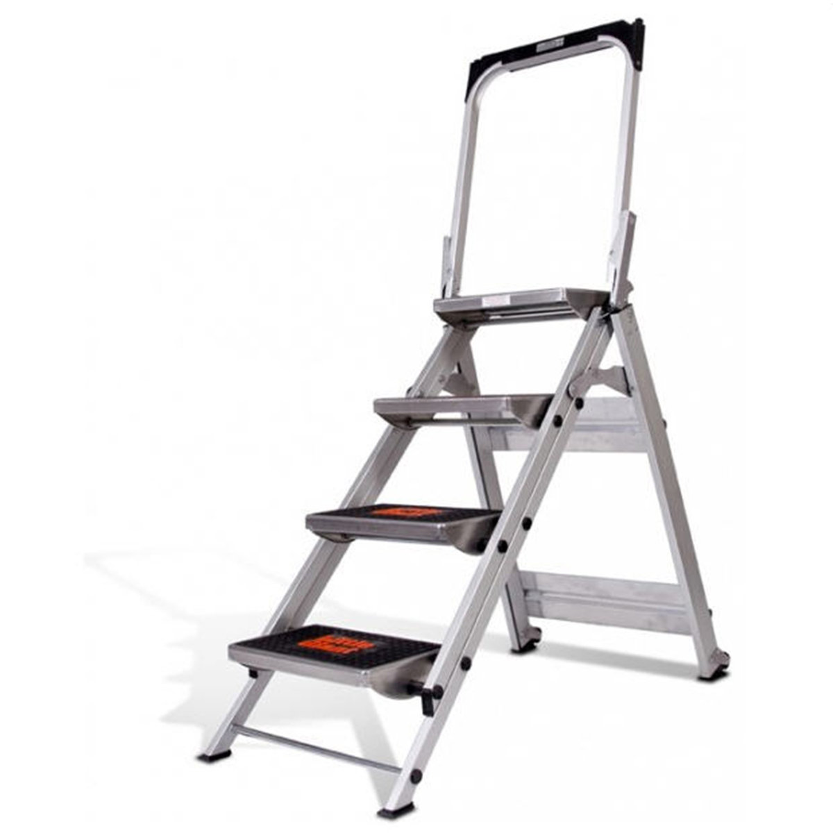 Little Giant Ladders Little Giant Safety Step Ladder 4