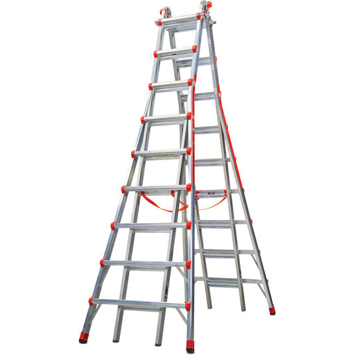 View a Larger Image of Little Giant Skyscraper Model 17 Ladder