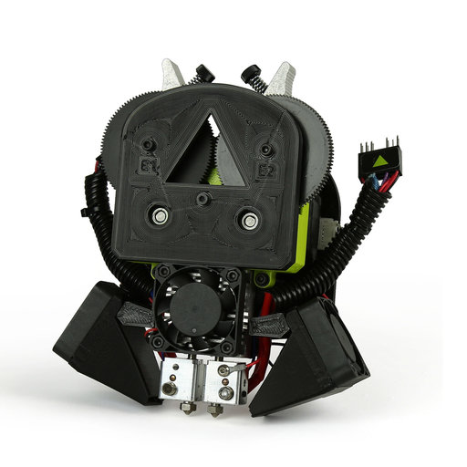 View a Larger Image of LulzBot Dual Extruder v3