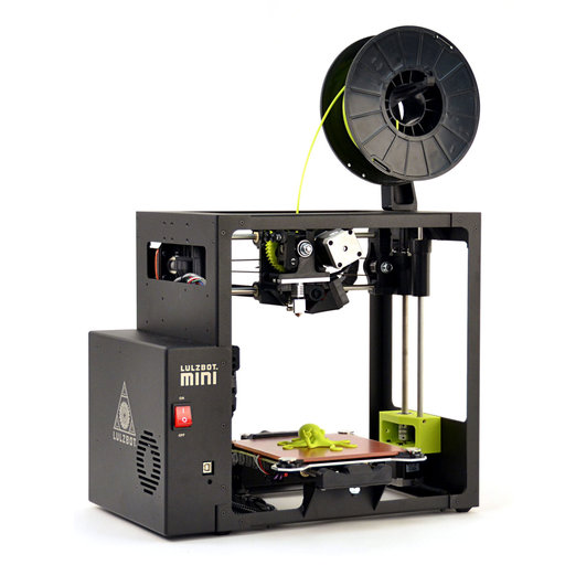 View a Larger Image of LulzBot Mini 3D Printer  v1.0 NA