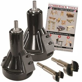 Commercial Series, 2 Piece Tenon Cutter Starter Kit