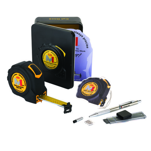 View a Larger Image of M1 Tape Measure Gift Set
