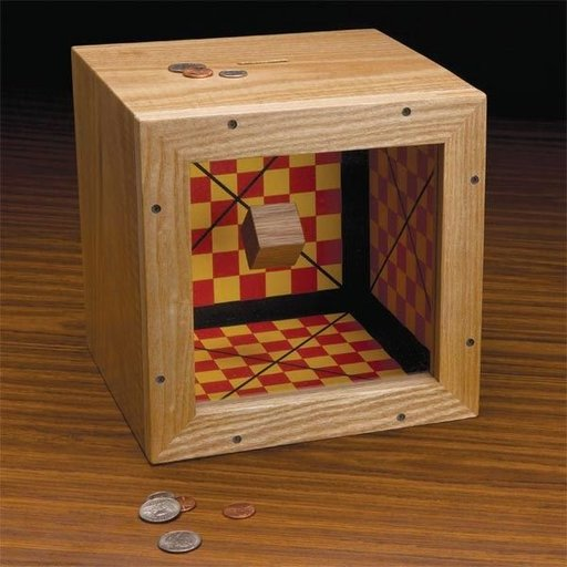 View a Larger Image of Magic Coin Bank - Downloadable Plan