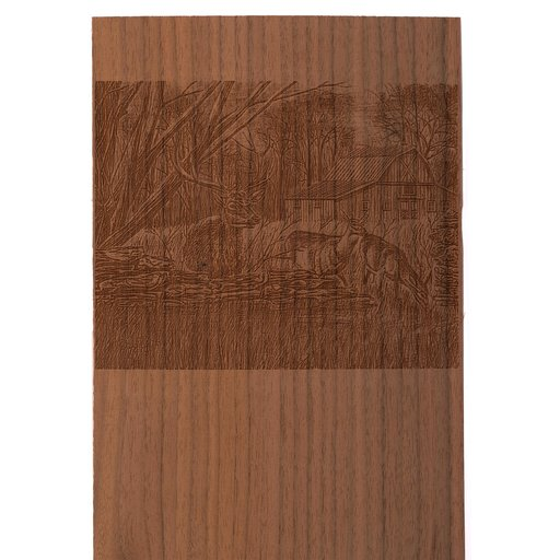"View a Larger Image of Mahogany Veneer 1/16"" Thick 3 sq ft pack"