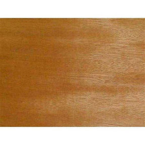 Mahogany 1' x 8' 3M® PSA Backed Flat Cut Wood Veneer