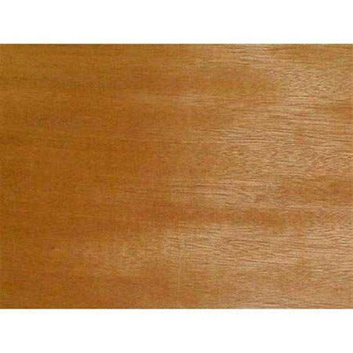 View a Larger Image of Mahogany Veneer Flat Cut 2' x 8' - 3M PSA