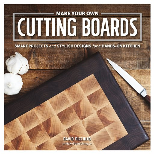View a Larger Image of Make Your Own Cutting Boards