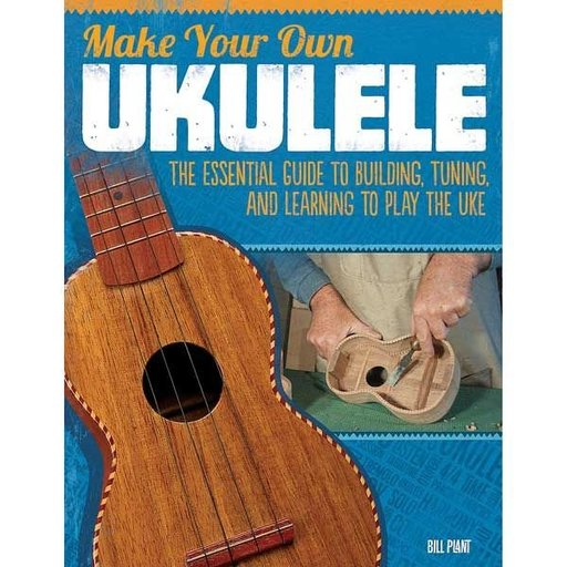 View a Larger Image of Make Your Own Ukulele