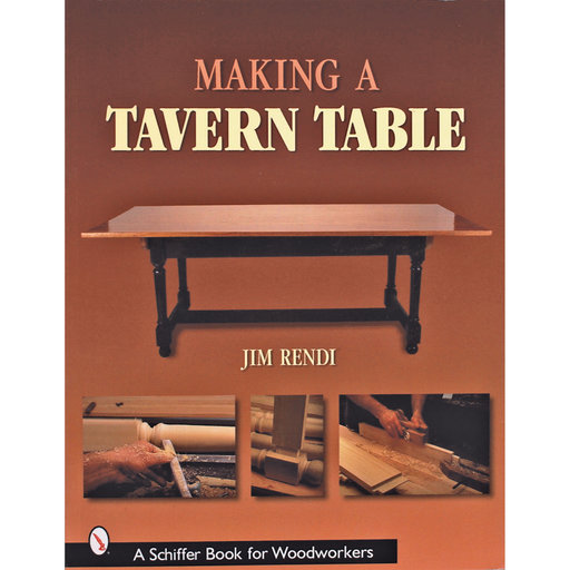 View a Larger Image of Making a Tavern Table