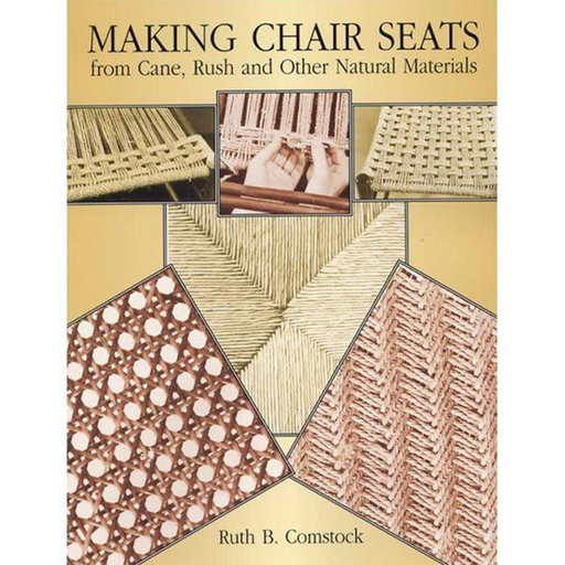 View a Larger Image of Making Chair Seats