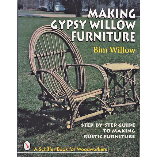 View a Larger Image of Making Gypsy Willow Furniture