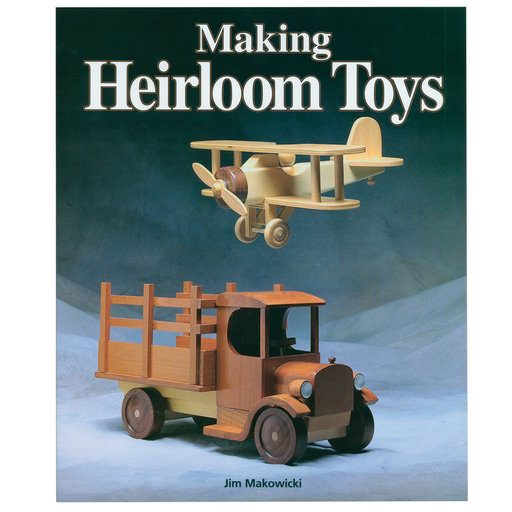 View a Larger Image of Making Heirloom Toys