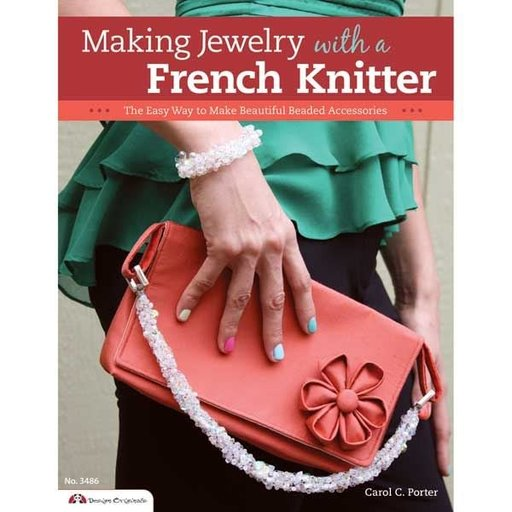View a Larger Image of Making Jewelry with a French Knitter