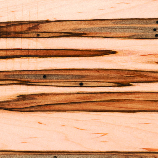 """View a Larger Image of Maple, Ambrosia 4"""" x 8"""" x 8"""""""