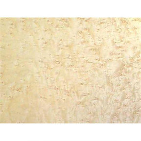"Maple, Birdseye 4-1/2"" to 6-1/2"" Width 3 sq ft Pack Wood Veneer"
