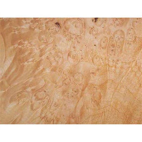 Maple Burl Veneer 3 sq ft pack