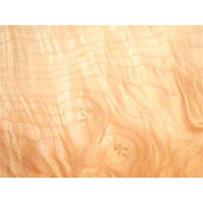 "Maple, Figured 4-1/2"" to 6-1/2"" Width 12 sq ft Pack Wood Veneer"