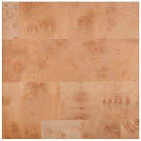 "Maple Patchwork Burl Veneer Sheet 24"" x 24"""