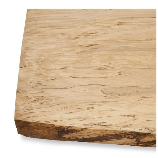 """View a Larger Image of Maple, Spalted Slab 50-1/2"""" x 19"""" x 1-1/2"""""""