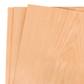 "Maple Veneer 12"" x 12"" 3-piece"