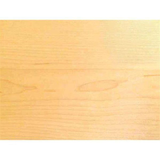 View a Larger Image of Maple Veneer  Flat Cut 1' x 8' -  10mil