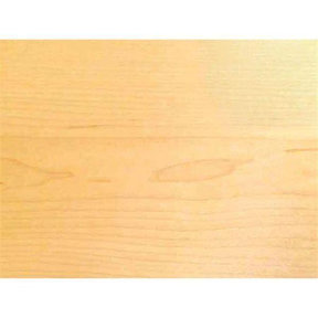 Maple 1' x 8' 10mil Paperbacked Flat Cut Wood Veneer