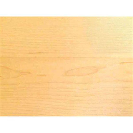 View a Larger Image of Maple Veneer  Flat Cut 2' x 8' -  3M PSA