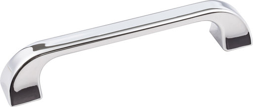 View a Larger Image of Marlo Pull, 128 mm C/C, Polished Chrome