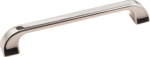View a Larger Image of Marlo Pull, 160 mm C/C, Polished Nickel