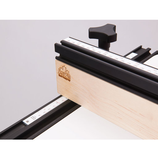 View a Larger Image of Mast-R-Fence III Router Table Fence