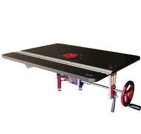Mast-R-Lift Excel II Router Table Top With Integral Router Lift, JessEm# 02202