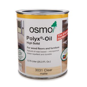 Matte Clear Polyx-Oil 3031 Solvent Based .75 l