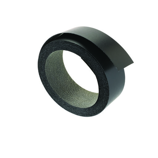 """View a Larger Image of Melamine, Black 2"""" x 25' Edge Banding"""