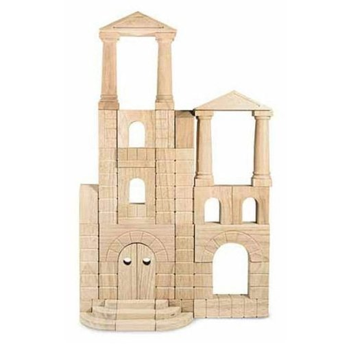 View a Larger Image of Melissa & Doug Architectural Standard Unit Blocks
