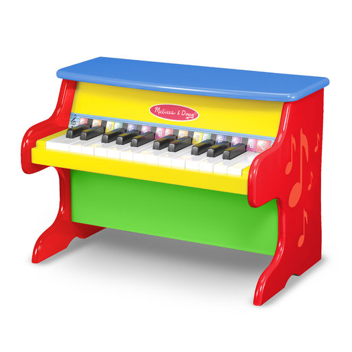 View a Larger Image of Melissa & Doug Learn-to-Play Piano