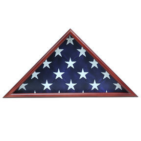 Memorial Flag Case, Cherry