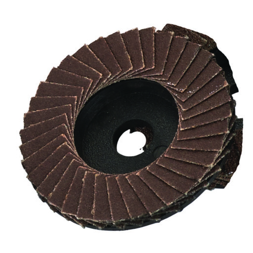 View a Larger Image of Merlin 2 120-Grit Flap Disc