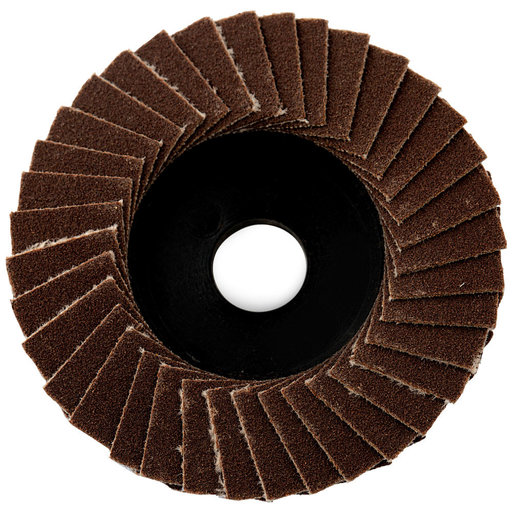 View a Larger Image of MERLIN-2 240g Flap Disc