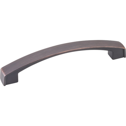 View a Larger Image of Merrick Pull, 128 mm C/C, Brushed Oil Rubbed Bronze
