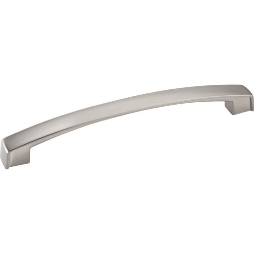 View a Larger Image of Merrick Pull, 160 mm C/C, Satin Nickel