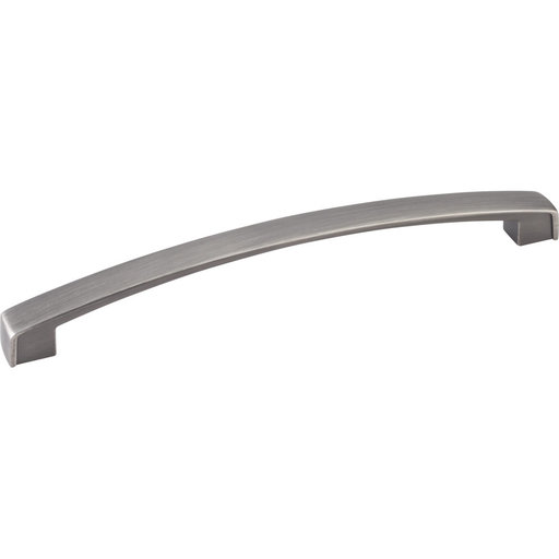 View a Larger Image of Merrick Pull, 192 mm C/C, Brushed Pewter