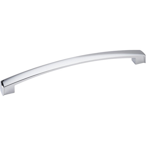 View a Larger Image of Merrick Pull, 192 mm C/C, Polished Chrome